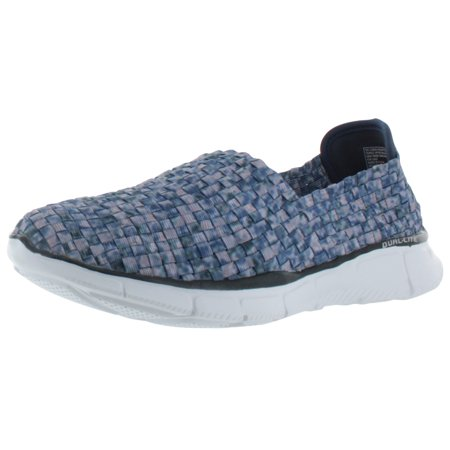 c1ee3e5c113a Skechers - Skechers Sport Vivid Dream Women s Woven Slip On Sneakers Shoes  - Walmart.com