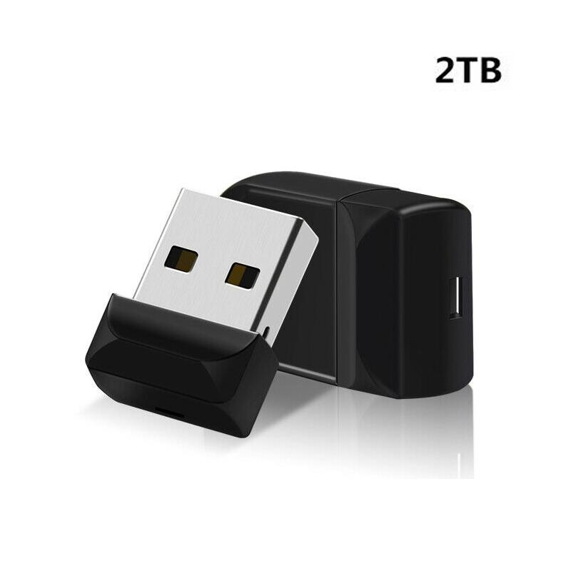 Zhongxinda USB Flash Disk, USB2.0 Flash Disk Memory USB Stick Expansion Disk 2TB