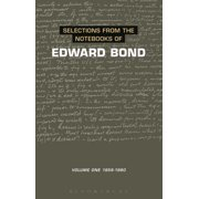 Selections from the Notebooks Of Edward Bond - eBook