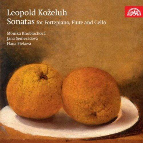 Sonatas For Fortepiano & Flute & Cello