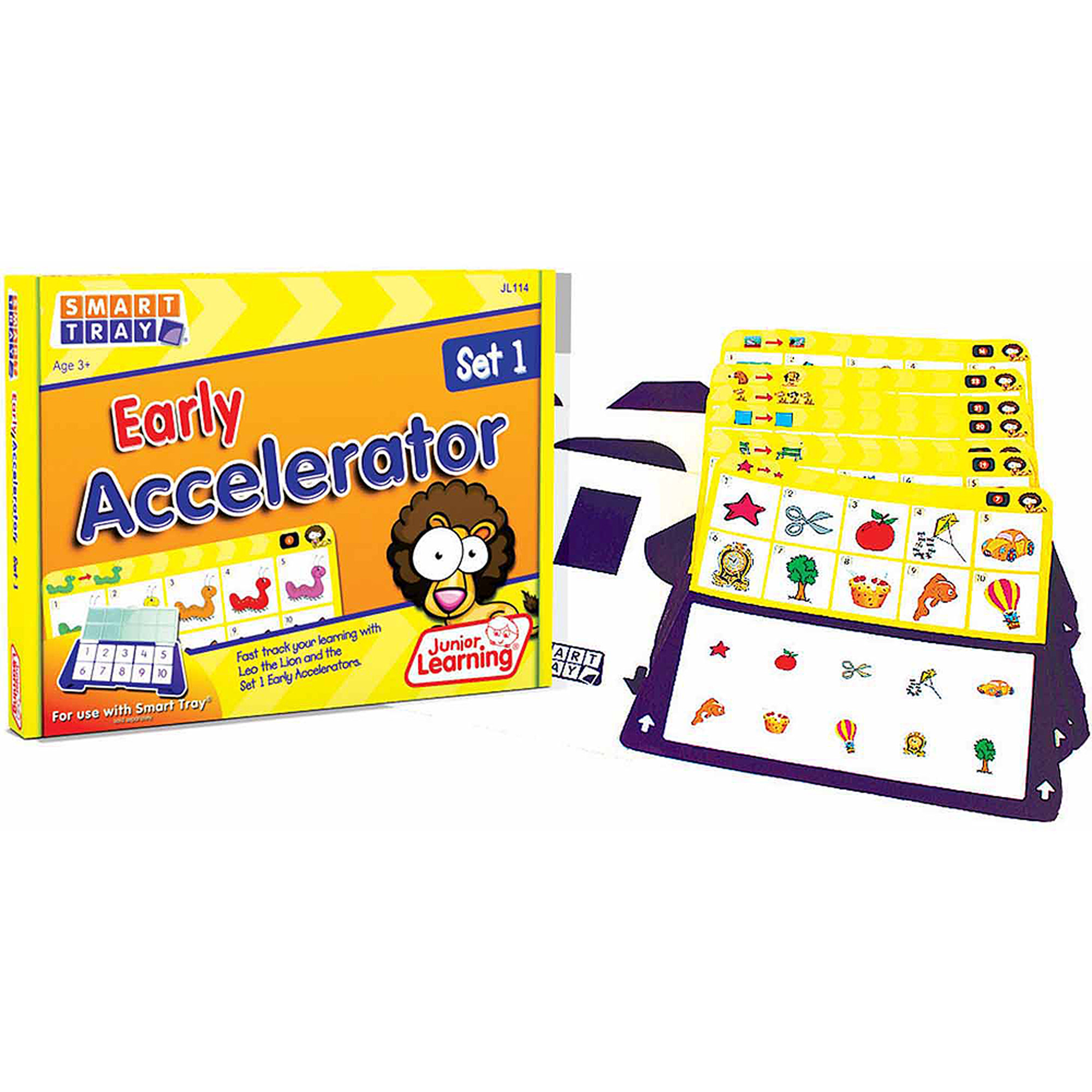 Junior Learning Smart Tray Early Accelerator, Set 1