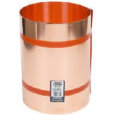 "Amerimax 20"" x 10' Copper Flashing 16 OZ .021"" For Valleys"