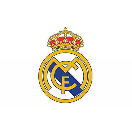 Football Cake Toppers (Real Madrid Football Futbol Soccer Edible Cake Topper Decoration (3