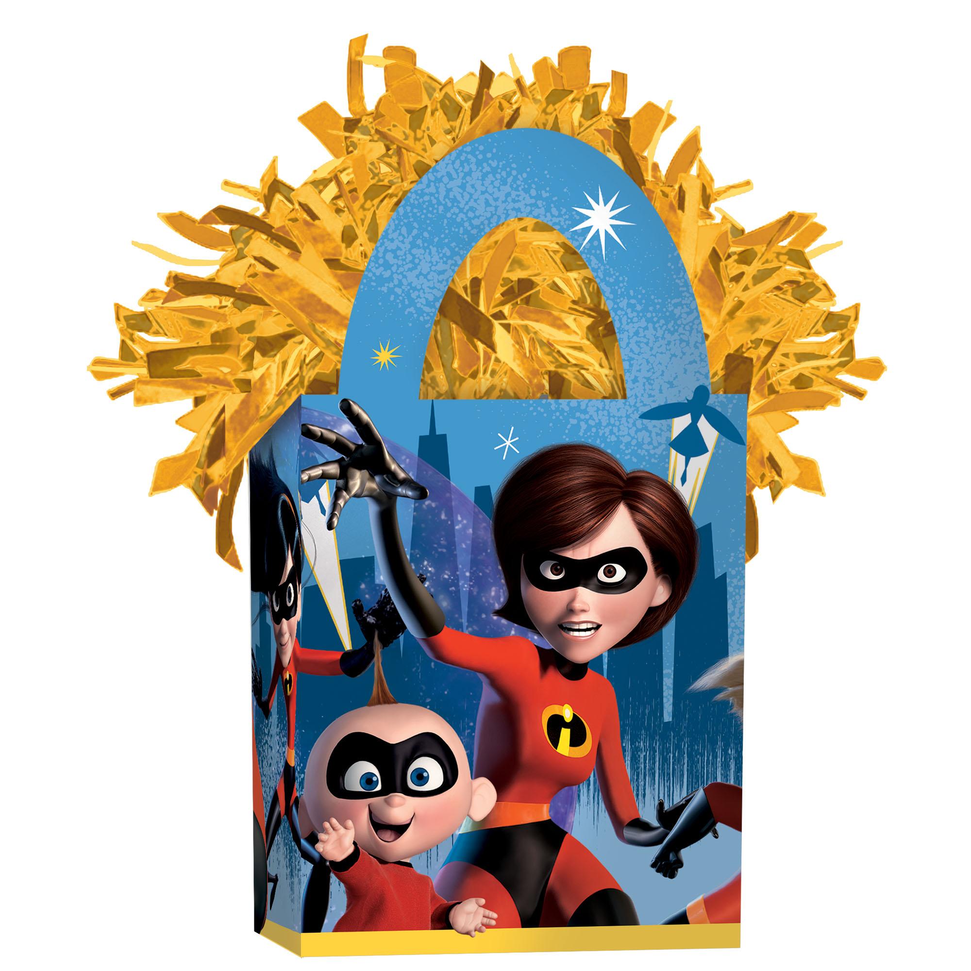 Incredibles 2 Balloon Weight (1)