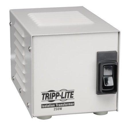 Tripp Lite - Isolator Is250hg Isolation Transformer - 250w - 120v Ac - 120v Ac