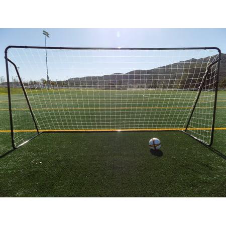 Vallerta 12' x 6' Backyard Soccer Goal - Walmart.com