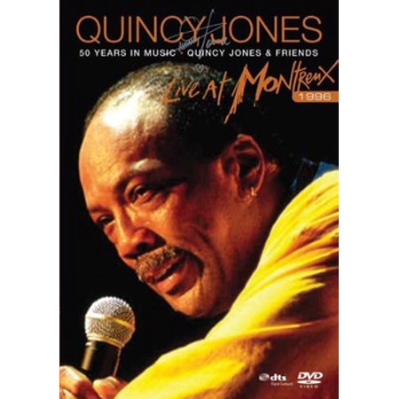 Quincy Jones: 50 Years In Music Live At Montreux 1996