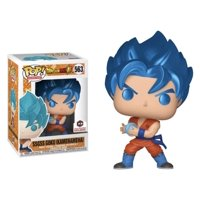 Funko POP! Animation Dragon Ball Super SSGSS Metallic Goku Exclusive
