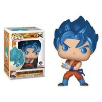 Funko POP! Animation Dragon Ball Super SSGSS Metallic Goku Exclusive