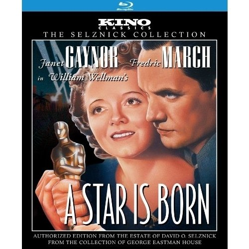 A Star Is Born (1937) (The Selznick Collection) (Blu-ray) (Full Frame)