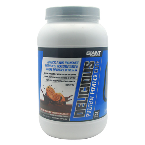 Giant Sports Products Delicious Protein - Delicious Peanu...