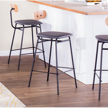 Excellent George Oliver Bono 25 Bar Stool Set Of 2 Gamerscity Chair Design For Home Gamerscityorg