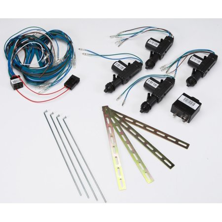 Audiovox PROPDL45 4-Door Lock Actuators/Power Door Lock Kit