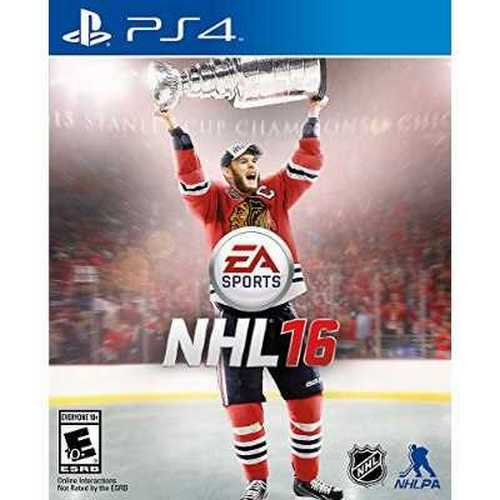 Refurbished NHL 16 - PlayStation 4