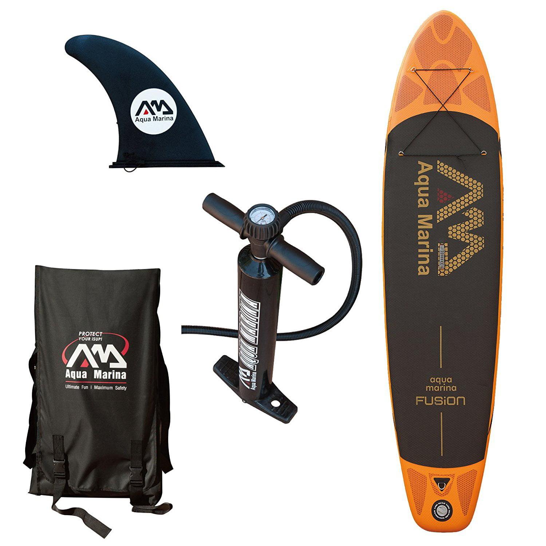 """Aqua Marina Fusion Inflatable Paddle Board 10' 10"""""""