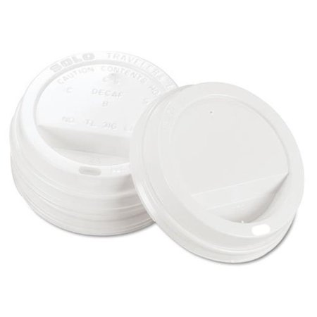 Solo Cup Company Tlp316 Traveler Drink Thru Lid  44  White
