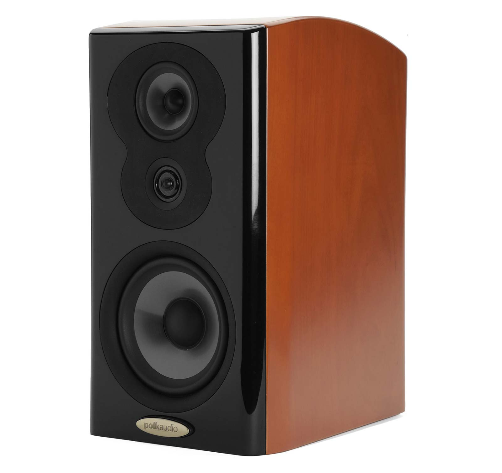 Polk Audio LSiM 703 Mt. Vernon Cherry (Ea.) Bookshelf Speaker by Polk Audio