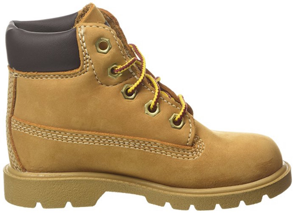 Timberland Toddler 6 in Classic Ankle Boot, Wheat by Timberland