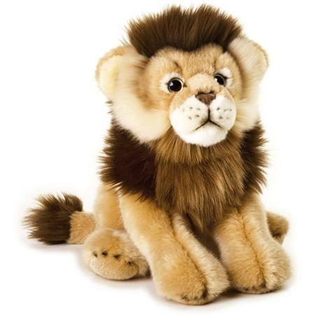 Lelly National Geographic Plush, Lion - Plush Lion