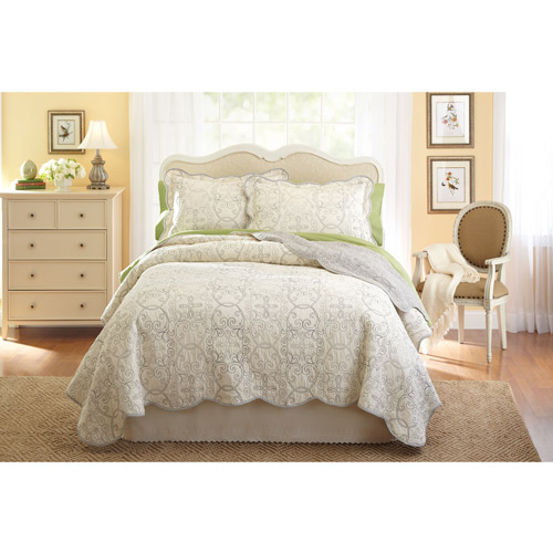 Better Homes and Gardens Elegance Coverlet
