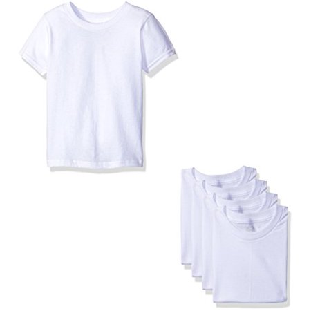 7a66e73b3 Fruit of The Loom Boys' Cotton White T Shirt (2T/3T(28-33