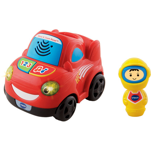 VTech Move & Zoom Racer