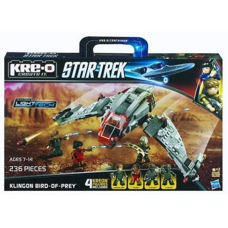 Kre-O Star Trek Klingon Bird-of-Prey Construction Set