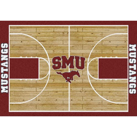 Milliken Ncaa College Home Court Area Rugs - Contemporary 01390 Ncaa College Basketball Sports Novelty