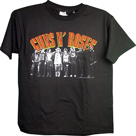 Guns N' Roses Live at The Joint Las Vegas 10/31/12-11/24/12 Adult 2 Sided T-Shirt (XX-Large)