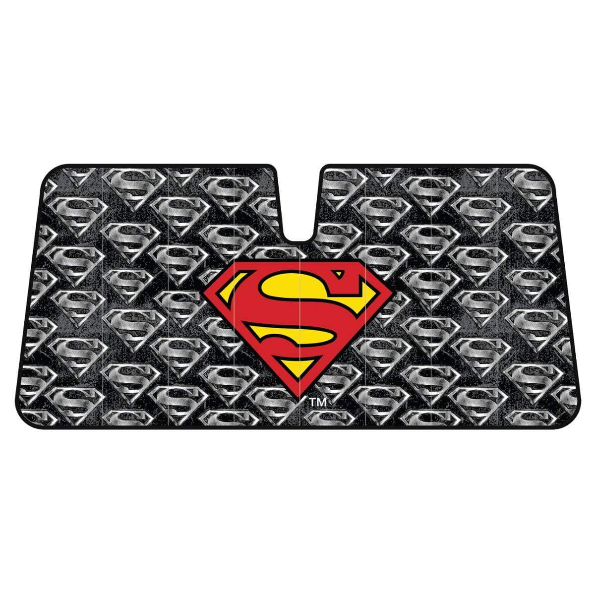 Universal Fit Warner Brothers Superman Sunshade