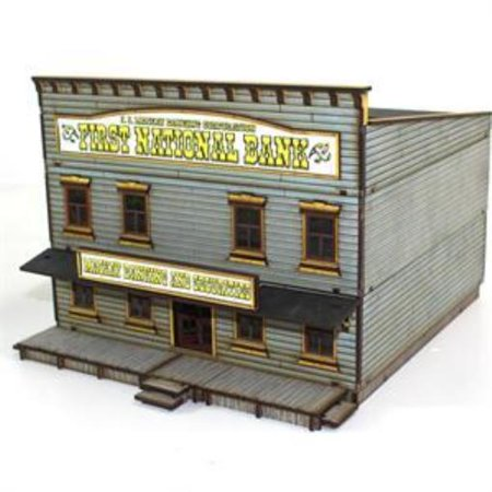 - First National Bank (Pre-Painted) New