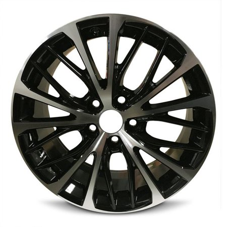 18 Inch Aluminum Wheel Rim For 2018-2019 Toyota (2012 Toyota Camry With 22 Inch Rims)