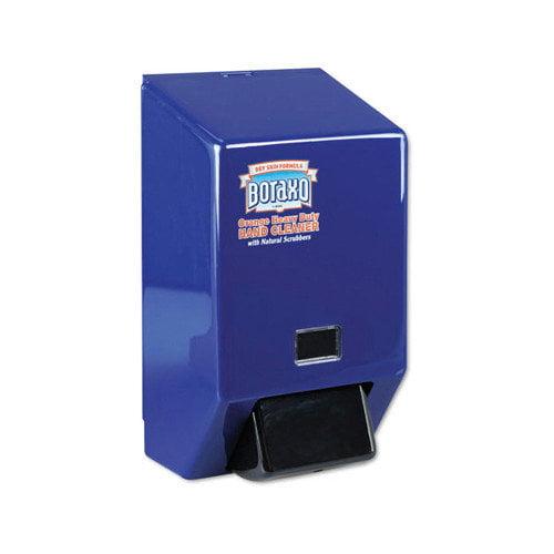BORAXO Soap Dispenser in Navy Blue