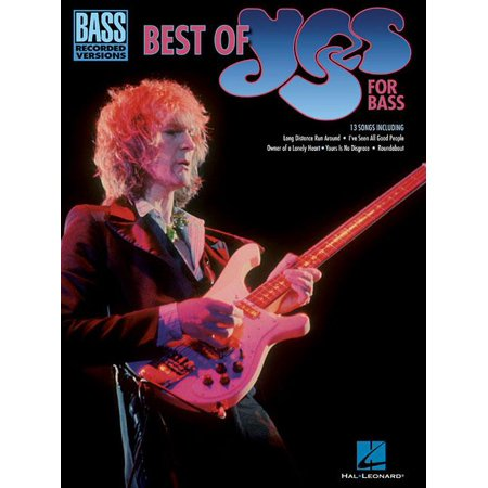 Bass Recorded Versions: Best of Yes for Bass