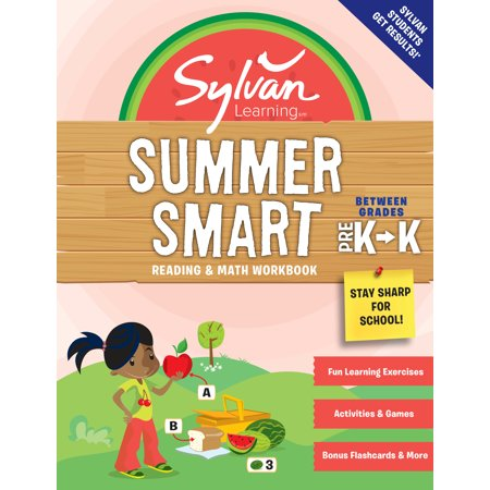 Sylvan Summer Smart Workbook: Between Grades Pre-K & Kindergarten](Halloween Short Story Kindergarten)