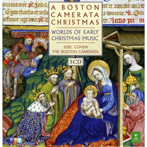 Boston Camerata Christmas: Worlds Of Early Music