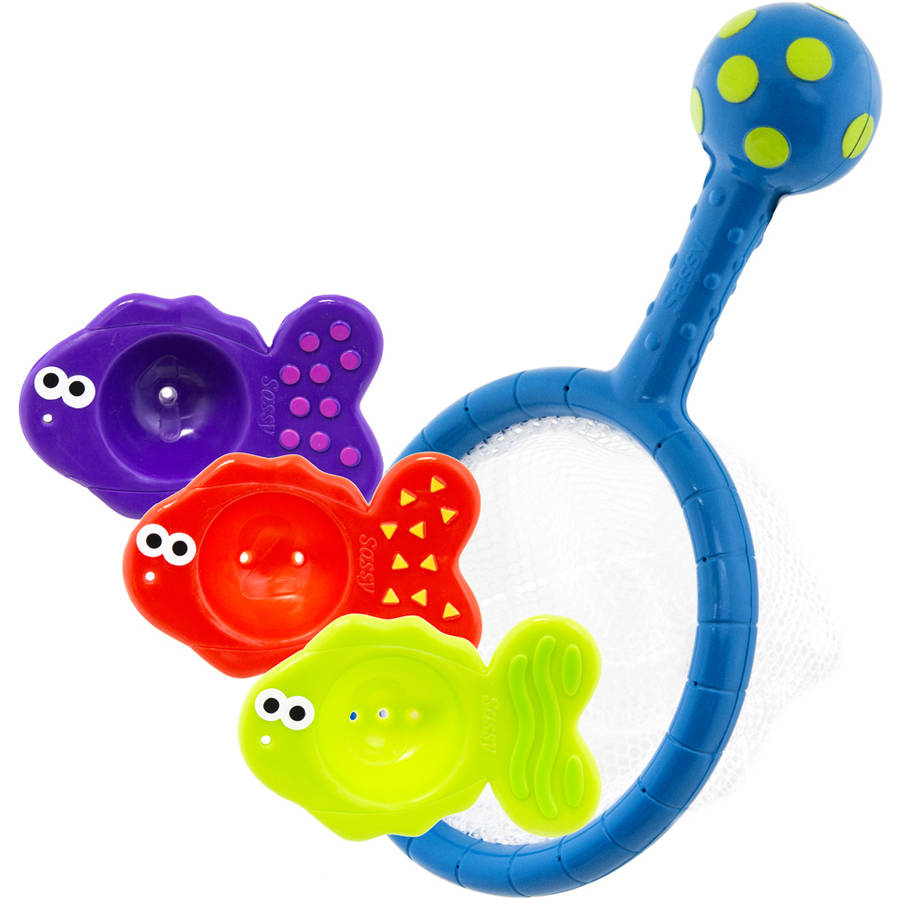 Spark Create Imagine Catch N' Count + Net, 4 pieces