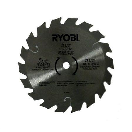 Ryobi 18v 18 volt p500 p501 p501g 5 12 carbide tipped circular saw ryobi 18v 18 volt p500 p501 p501g 5 12 carbide tipped circular greentooth Image collections