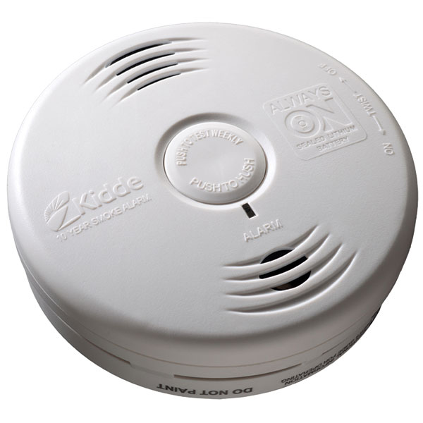Kidde 21010161 10 Year Bedroom Smoke Alarm