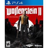 Wolfenstein II: The New Colossus, Bethesda, PlayStation 4, 093155172425