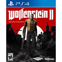 Wolfenstein II: The New Colossus, Bethesda, PlayStation 4, 093155172425