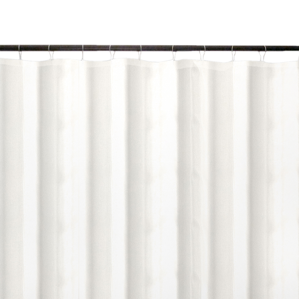 Veratex Bath Collection Liners Shower Curtain Liner 72 White