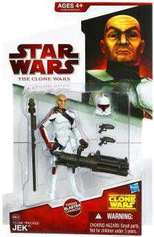 STAR WARS Galactic Heroes Clone Wars Commander Thire Phase 1