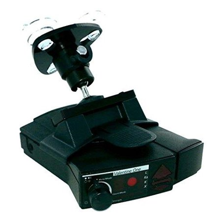quickball 2 suction cup windshield mount for valentine one v1 radar detector - Valentine One Mount