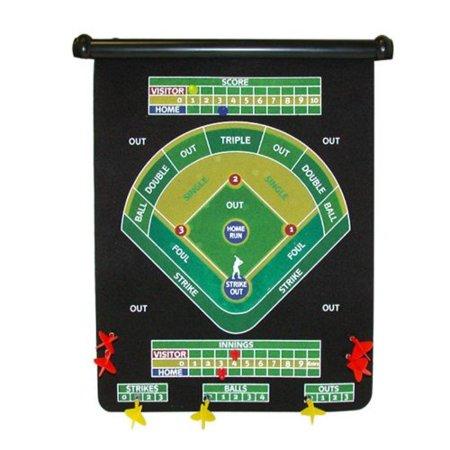 1 X Magnetic Baseball Darts Set