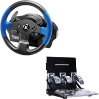 Deals on Thrustmaster 4169084 T150 Pro Racing Wheel w/T3PA Pedal Set