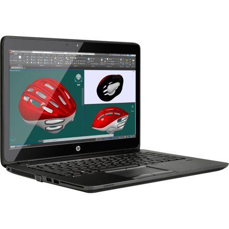 """HP L3Z52UT#ABA HP ZBook 14 G2 14"""" LED (In-plane Switching (IPS) Technology) Notebook Intel Core i7... by"""