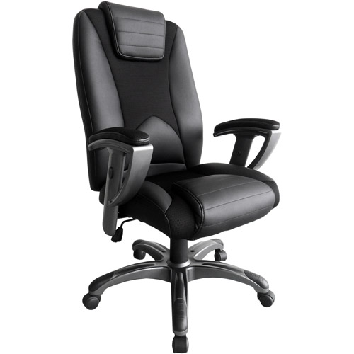 Comfort Products High-Back Leather Executive Chair