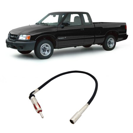 Isuzu Hombre 1998-2001 Factory Stereo to Aftermarket Radio Antenna Adapter Plug