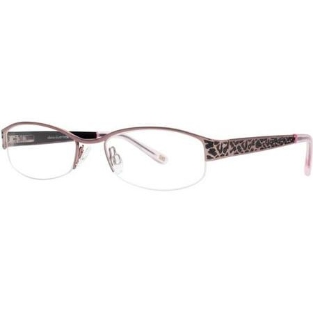Daisy Fuentes Women\'s Eyeglass Frames, Estelle Rose - Walmart.com